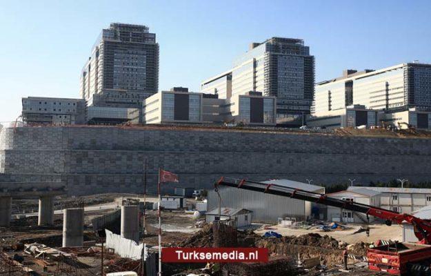 Turkije niet te stoppen: binnenkort nóg twee nieuwe megaziekenhuizen