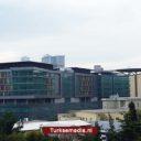 Turkije opent nieuw ziekenhuis te midden van coronacrisis