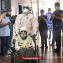 107-jarige Turkse vrouw geneest van corona