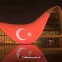 Azerbeidzjaanse hoofdstad 'kleurt' Turkije