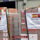 EU-landen bedanken Turkije massaal om coronahulp