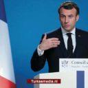 Macron haalt uit naar Nederland