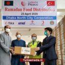 Ramadanhulp: Turkije steunt honderdduizenden behoeftigen over de hele wereld