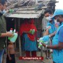 Turken vergeten Rohingya niet tijdens coronacrisis