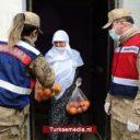 Turkije bezorgt levensbehoeften aan meer dan miljoen oudere thuisblijvers