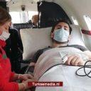 Turkije haalt longpatiënt op uit Rusland die niet werd geopereerd