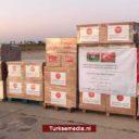 Turkije vergeet Libië en Tunesië niet in de strijd tegen corona