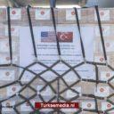 Turkije helpt de hele wereld tegen corona, VS: 'Bedankt voor gulle donatie'