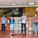Helpende hand Turkije reikt Mexico