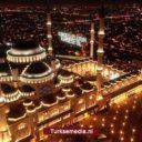 Moslims staan stil bij heilige nacht Lailat-ul-Qadr