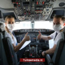 Negen miljoen 'tickets' voor symbolische Atatürkvlucht Turkish Airlines