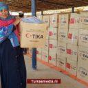 Turken vergeten Rohingya niet tijdens Ramadan: 70 ton voedselhulp
