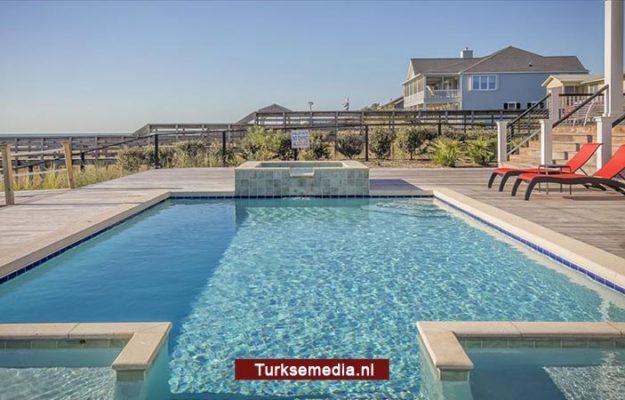 Turken bouwen meer privézwembaden door corona