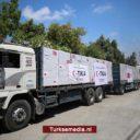 Turkije deelt Ramadanhulp uit in Palestina