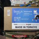 Turkije schenkt nieuwe beademingsapparatuur van eigen makelij aan Somalië