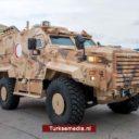 Turkije exporteert voortaan ook gepantserde ambulances van eigen makelij