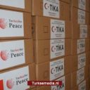 Turkije laat noodkreet van Peru niet onbeantwoord