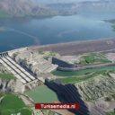Turkije neemt nieuwe waterkrachtcentrale in gebruik