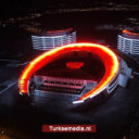 Turkije opent nieuw groot stadsziekenhuis in vorm van vlag
