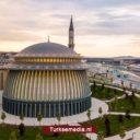 Dit is de nieuwe moskee van de Turkse megaluchthaven Istanbul Airport