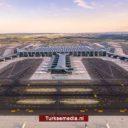 Istanbul Airport opent vijfde start- en landingsbaan