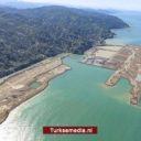 Turkije bouwt flink door aan tweede luchthaven op zee