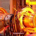 Turkije test raketmotor van eigen makelij