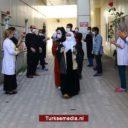 Turkse herstelgevallen corona passeert 160.000