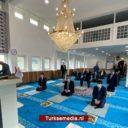 Turkse moskeeën in Nederland coronaproof, moskee nabij Schiphol gerenoveerd
