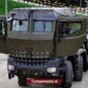 Turkse tactische truck doorstaat met succes zware testen