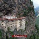 Christenen bedanken Erdoğan voor restauratie klooster