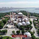 Historische dag: Aya Sofya wordt weer een moskee