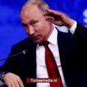 Putin grapt over Amerikaans ambassadepersoneel en LGBT-vlag