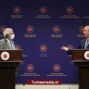 Turkije geeft Europa handgel cadeau