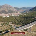 Turkije opent nieuwe snelweg: 'Veel internationale jankers omdat Turkije niet zwicht'
