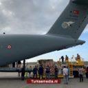 Turkije stuurt medische hulp naar Servië, Algerije en Paraguay