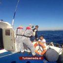 Turkse kustwacht redt 126 teruggeduwde vluchtelingen