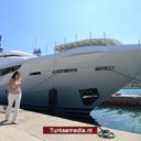 Antalya groeit uit tot wereldmerk van luxe jachten