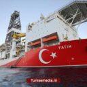 EU-official feliciteert Turkije met ontdekking groot gasveld