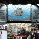 Erdoğan opent groot technologiecentrum en 40 fabrieken