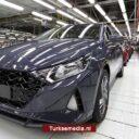 Hyundai start productie nieuwe auto in Turkije