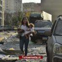 Israëlische leider over explosie Beiroet: 'Prachtige vuurwerkshow'