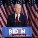 Joe Biden belooft Erdoğan omver te werpen