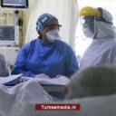 Lichte stijging Turkse coronacijfers, 244.000 genezen
