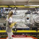 Turkije Europese leider in stijging industriële productie
