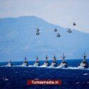 Turkije: Oorlog als Griekenland zeegrenzen uitbreidt