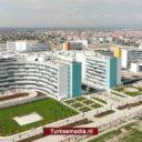 Turkije opent volgend superdeluxe stadsziekenhuis in Konya
