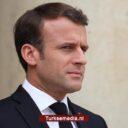 Macron belt Turkije en spreekt respect uit