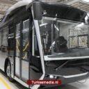 Turkije exporteert bussen naar 87 landen