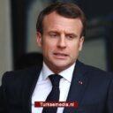 Turkije tikt Franse president Macron op de vingers